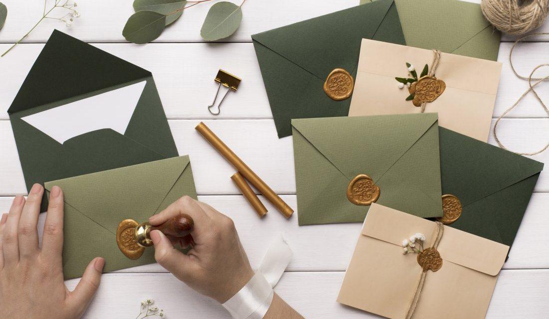 Jak drukować zaproszenia ślubne